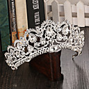 cheap Party Headpieces-Rhinestone / Alloy Tiaras with 1 Wedding / Special Occasion / Casual Headpiece