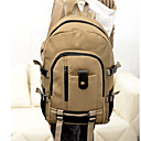 זול תיקי צד-יוניסקס שקיות בַּד תיק לבית הספר ל בָּחוּץ חום / ירוק צבא / חאקי