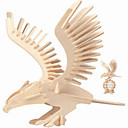 cheap 3D Puzzles-Wooden Puzzle Eagle Professional Level Wooden 1pcs Kid's Boys' Gift