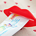رخيصةأون فرشاة الأسنان وملحقاتها-معجون الأسنان العصارة جودة عالية معاصر 1PC - حمام الفندق أغراض حمام دش الملحقات