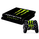 cheap Cell Phones-B-SKIN Sticker For PS4 ,  Sticker PVC 1 pcs unit