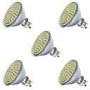 baratos Lâmpadas LED de Foco-3.5W 2700/6500lm GU10 GX5.3 Lâmpadas de Foco de LED MR16 80led Contas LED SMD 2835 Decorativa Branco Quente Branco Frio