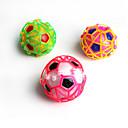 baratos Brinquedos com Luzes-Iluminação de LED Bolas Mini Futebol de Brinquedo Brinquedos Com Luzes Brinquedos Esfera Futebol Americano Iluminação Dançando Tamanho