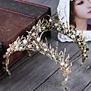 preiswerte Parykopfbedeckungen-Künstliche Perle / Aleación Tiaras / Stirnbänder / Kränze mit 1 Hochzeit / Besondere Anlässe / Normal Kopfschmuck