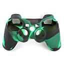 billige PC Game Tilbehør-Game Controller Case Protector Til Sony PS3 ,  Originale Game Controller Case Protector Silikone 1 pcs enhed