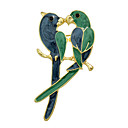 cheap Brooches-Women's Brooches - Ladies, Fashion Brooch Jewelry Gold / Green For Party / Special Occasion / Birthday / Gift / Daily / Casual