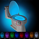 economico Lampade da tavolo-brelong motion activated toilet nightlight led wc light bagno bagno