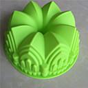 halpa Tulosteet-Bakeware-työkalut Silikoni Tarttumaton / 3D / DIY Leipä / Kakku / Cookie paistopinnan
