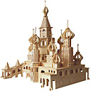 cheap Wooden Puzzles-Wooden Puzzle Swan / Castle Professional Level Wooden 1 pcs Kid's Boys' Gift