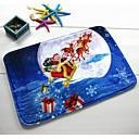 abordables Holiday Home Textiles-1pc Tradicional Alfombrillas de Baño Poliéster Contemporáneo Baño Fácil de limpiar