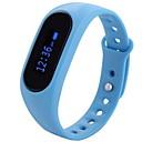 levne Chytré hodinky-Inteligentní náramek iOS Android Monitor pulsu Voděodolné Krokoměry zdraví Budík Dlouhá životnost na nabití Multifunkční Informace