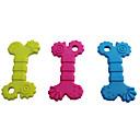 Недорогие Игрушки-Жевательные игрушки Кошка Собака Кость Ластик Игрушки для животных зоотовары