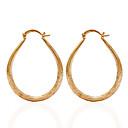 preiswerte Golf Trainingsausrüstung-Damen Tropfen-Ohrringe - Gold Für Hochzeit / Party / Normal