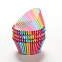 baratos Artigos de Forno-Ferramentas bakeware Papel Amiga-do-Ambiente / Faça Você Mesmo Cupcake / Torta / em botão Bandeja