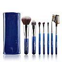 preiswerte Make-up-Pinsel-Sets-7tlg Makeup Bürsten Professional Make - Up Pinselset Ziegenhaarbürste / Borstenpinsel / Künstliches Haar Hypoallergen / Antibakteriell / Kunstfaser Pinsel