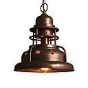 cheap Pendant Lights-CXYlight Pendant Light Downlight Painted Finishes Metal Mini Style 110-120V / 220-240V Bulb Not Included / E26 / E27