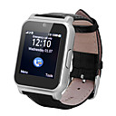 cheap Smartwatches-Smartwatch for iOS / Android Heart Rate Monitor / GPS / Hands-Free Calls / Water Resistant / Water Proof / Video Timer / Stopwatch / Activity Tracker / Sleep Tracker / Find My Device / 0.3 MP / 128MB