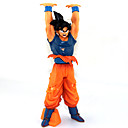 رخيصةأون اكسسوارات أنيمي تنكرية-عمل أرقام أنيمي مستوحاة من كرة التنين Goku أنيمي Cosplay زينة الشكل PVC كوستيوم هالوين