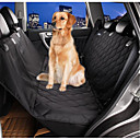 cheap Dog Grooming Supplies-Dog Car Seat Cover Pet Mats & Pads Waterproof Foldable Black For Pets