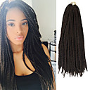 cheap Human Hair Capless Wigs-box braids twist braids black with dark auburn hair braids 24inch kanekalon 90g synthetic hair extensions