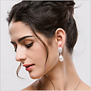 cheap Party Headpieces-Women's Drop Earrings - Zircon For Party Daily Casual