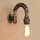 billige Dusjforheng-Rustikk / Hytte Vegglamper Metall Vegglampe 110-120V / 220-240V 40 W / E27
