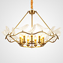 cheap Chandeliers-Modern/Contemporary Chandelier For Living Room Dining Room Study Room/Office AC 85-265V Bulb Included