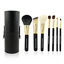 cheap Makeup Brush Sets-7pcs Makeup Brushes Professional Makeup Brush Set Goat Hair / Pony / Horse Limits Bacteria Middle Brush / Pony Brush