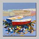 billige Oljemalerier-Håndmalte Abstrakt Abstrakte Landskap olje malerier,Moderne Europeisk Stil Et Panel Lerret Hang malte oljemaleri