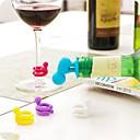 preiswerte Weinstopper-Bar- & Weinutensilien Kunststoff, Wein Zubehör Gute Qualität KreativforBarware 15.7*12.3*3.5 0.06