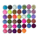 preiswerte Nagel-Funkeln-45pcs Nagel-Kunst-Dekoration Strassperlen Make-up kosmetische Nagelkunst Design