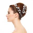 billige Hodeplagg til fest-imitasjon perle pannebånd headpiece klassisk feminin stil