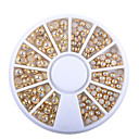 cheap Rhinestone & Decorations-1 pcs Pearls / Nail Jewelry Metallic / Fashion Daily Nail Art Design