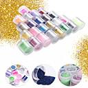 abordables Accesorios para Animales Pequeños-1pcs Glitter y Poudre Polvo Glitters Clásico Alta calidad Diario