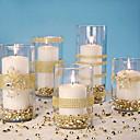billige LED Økende Lamper-Unik bryllupsdekor Strass / Miljøvennlig materiale Bryllupsdekorasjoner Jul / Bryllup / jubileum Strand Tema / Hage Tema / Blomster Tema Vår / Sommer / Høst