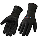 cheap One Pack Hair-Bluedive Diving Gloves 3mm Nylon / Neoprene Full finger Gloves Keep Warm, Wearproof, Multifunctional Diving / Boating / Kayaking