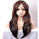 cheap Costume Wigs-Synthetic Wig Loose Wave Synthetic Hair Brown Wig Women's Long / Very Long Capless