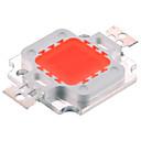 رخيصةأون إكسسوارات LED-1PC 10W 500lm Festoon تزايد ضوء اللمبة 10 الخرز LED LED مدموج بنفسجي 7-10V