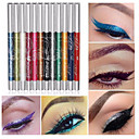 preiswerte Modische Ohrringe-12 pcs Lidschatten Make-up Utensilien Make-up-Set Tragbar Bilden Kosmetik Alltag Alltag Make-up / Halloween Make-up / Party Make-up Lang anhaltend Kosmetikum Pflegezubehör / Schimmer