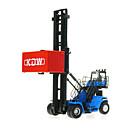 abordables Camiones de juguete y vehículos de construcción-Camiones y vehículos de construcción de juguete Coches de juguete 1:50 Retráctil El plastico ABS 1pcs Chico Niños Juguet Regalo