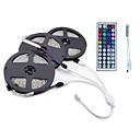 abordables Lámparas de Noche-15m Sets de Luces 900 LED 3528 SMD RGB Control remoto / Cortable / Regulable 12 V / Conectable / Adecuadas para Vehículos / Auto-Adhesivas / Color variable / IP44
