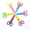 halpa piirustus Lelut-12 Sakset Paperin leikkaus Friends DIY Muovi Metalli Lasten Lahja 1pcs