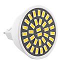 رخيصةأون لمبات LED-ywxlight® gu5.3 (mr16) 32led 5w 5733smd 400-500lm ضوء الذرة أدى دافئ أبيض بارد أبيض بقيادة الاضواء ac 110-120v