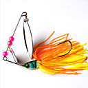 cheap Fishing Lures & Flies-2 pcs Fishing Lures Hard Bait Plastic / Metal General Fishing