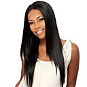 cheap Synthetic Capless Wigs-sexy wig women long black color fashion natural straight wig