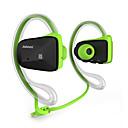 billige USB Flashdisker-BT4.0 I øret Trådløs Hodetelefoner dynamisk Plast Sport og trening øretelefon Med mikrofon / Med volumkontroll / HIFI Headset