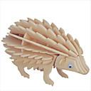 رخيصةأون ألعاب بازل ثلاثية الأبعاد-تركيب خشبي بناء مشهور / الزراعة الصينية / تمساح المستوى المهني خشبي 1 pcs هدية