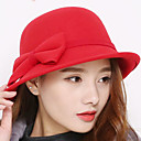 cheap Jewelry Sets-Women's Vintage Bucket Hat - Solid Colored