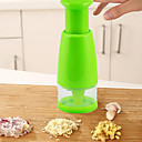 halpa Keittiövälineet-Kitchen Tools Muovi Creative Kitchen Gadget Cutter & Slicer For Keittoastiat