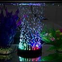 رخيصةأون ديكور-أحواض السمك إضاءةLED متعدد الألوان توفير الطاقة بدون صوت مصباح LED 220V